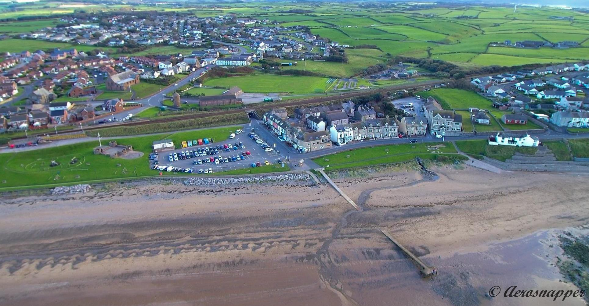 Seascale Beach and Car Park